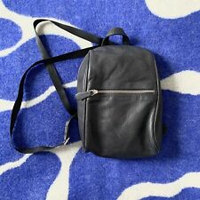 Gorgeous Real Leather Backpack - New Look - Small