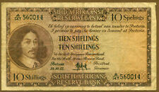New ListingAfrica 1957 ( 10 Schillings ) World paper money banknotes currency