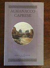 ALMANACCO CAPRESE [numero cinque] - Benito Iezzi - Edizioni La Conchiglia - 1992