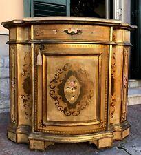 Prestigiosa servante barocco fiorentino primi 900