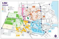 LSU vs. UL-Monroe Motorhome Parking Pass - Touchdown Village 1 Lot