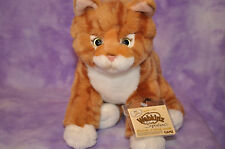 Webkinz Signature Orange Tabby Cat NWT FAST SHIP !!! For the Cat Lover!!
