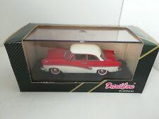 DETAIL CARS 1/43 Ford Taunus 17M 1957 Coupé Réf Art 381 Red / White
