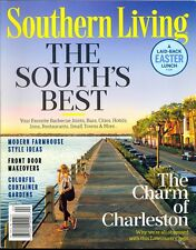 Southern Living Magazine April 2017 The Southu0027s Best The Charm Of Charleston