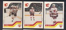 1983-84 VACHON HOCKEY CARD FULL SET 140/140