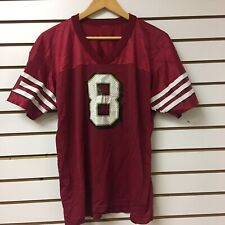 Vintage San Francisco 49Ers Steve Young Football Jersey Size Youth Large