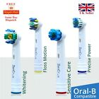 Electric Toothbrush Heads Compatible with ORAL-B BRAUN **Choose from 5 Models** <br/> ***** Same Day Dispatch  *****  Order before 11AM *****