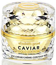 ELIZABETH GRANT Caviar Gold Edition Eye Cream 1.0 fl.oz NIB