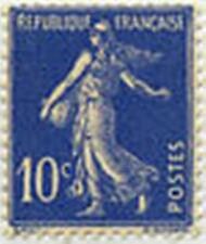 "FRANCE STAMP TIMBRE N° 279 "" SEMEUSE FOND PLEIN 10 C "" NEUF x TB"