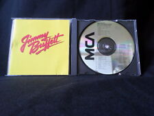 Jimmy Buffett. Songs You Know By Heart. Compact Disc. 1985. Made In The U.S.A.