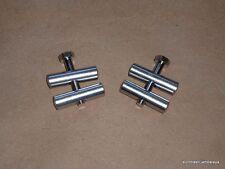 BSA Pre-Unit Battery Strap Stainless TRUNNION/BOLT KIT 500 650 Goldstar A7 A10