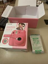 Fujifilm Instax Mini 9 Camera Film