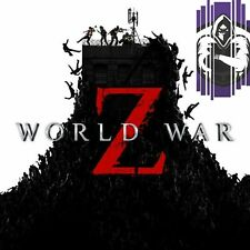 World War Z PC, Region Free, Epic Games, Fast Delivery
