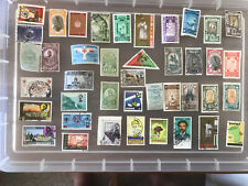 Ethiopia stamps unchecked collection