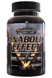 CEL Anabolic Effect (180 Capsules)
