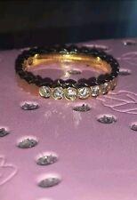 Brillant Ring ~585~ Gelbgold ~ 7 Brillanten ~ Sehr edles Design ~ Größe 54 ♡