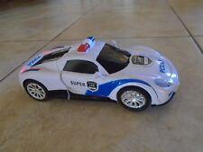 Police Car Autobot transformer