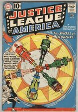 Justice League of America #6 September 1961 G/VG