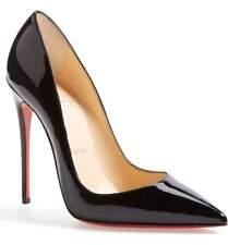 Christian Louboutin 'So Kate' Pointy Toe 120 Pumps Black Size 38 EU