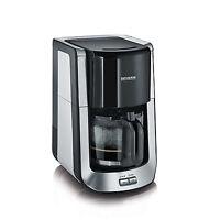 Severin KA 4462 Kaffeeautomat Supreme, edelstahl gebürstet Kaffeemaschiene
