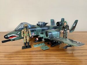 Kenner G.I. Joe 15th Anniversary TRU Exclusive A-10 Thunderbolt (1997)