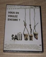 "New Film DVD ""SAW III - SAW 3"" (Bell, Smith, Macfadyen) [NEUF SOUS CELLO!!!]"