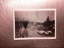 TIFLIS URSS 1967 car rallye automobile photo DERIAZ  carte postale postcard
