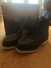Red Wing Irish Setter Boots Wingshooter Uk 11 , Black Boots