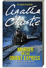 Hercule Poirot Mysteries Murder on the Orient Express by Agatha Christie paperba