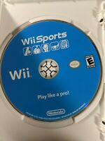 Wii Sports (Nintendo Wii, 2006) Authentic Game Disc Only