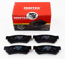BRAND NEW MINTEX REAR BRAKE PADS SET MDB3194 (REAL IMAGES OF THE PARTS)