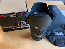 Pentax DA* 16-50mm F/2.8 SMC ED AL IF SDM AF Lens