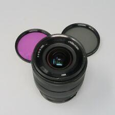 Sony E Mount 10-18mm F4 OSS Wide-Angle Zoom lens (SEL1018)