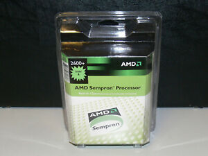 AMD SEMPRON 2600+ SDA2600DET3D Prozessor CPU Sockel A / 462 Boxed Neu