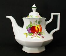 A Johnson Brothers Fresh Fruit Teapot Tea Pot