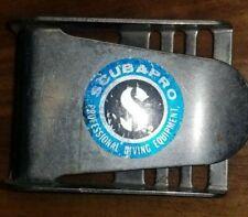 **Vintage SCUBAPRO SCUBA Dive Weight Belt Buckle