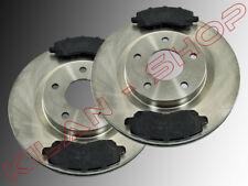 Bremsscheiben Satz Keramik Bremsbeläge Bremsklötze vorne Jeep Compass 2006-2016