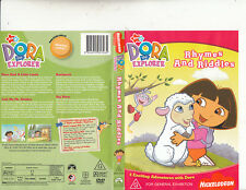 Dora The Explorer-Rhymes And Riddles-2003-[4 Episodes]-Animated DTE-DVD