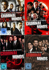 Criminal Minds - Die komplette 5. - 8. Staffel                       | DVD | 444