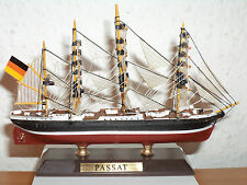 Collezione Modello barca PASSAT Kuststoff e legno