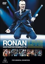 Ronan Live - Destination Wembley (DVD, 2002)