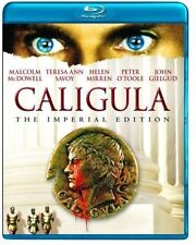 CALIGULA BLU-RAY IMPERIAL EDITION 2-DISC SET NEW/SEALED