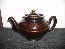 antique jackfield teapot