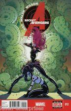 Secret Avengers #12 Comic Book 2015 - Marvel