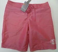 Nike Pink Nylon Blend Shorts Low Rise Womens Medium M 8-10 Vintage 90s New