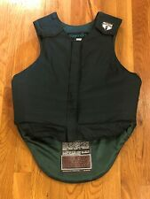 Green TIPPERARY Eventing XC Cross Country Vest Women's Small