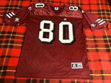 Vintage 90s San Francisco 49ers Jerry Rice #80 Starter NFL Football Jersey Sz 46