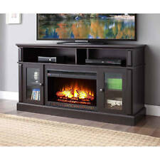 TV Stand Media Fireplace 70