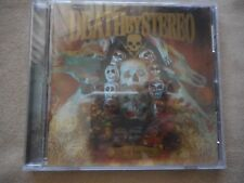 "DEATH BY STEREO ""DEATH FOR LIFE"" CD 2005 HARDCORE PUNK HEAVY METAL"
