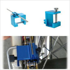 DIY Blue Motorcycles Bike Visually Align Sprockets Chain Sprocket Alignment Tool